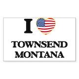 Townsend montana Single