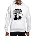 MMA Scream it Out! Hooded Sweatshirt
