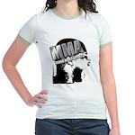 MMA Scream it Out! Jr. Ringer T-Shirt