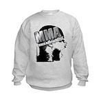 MMA Scream it Out! Kids Sweatshirt