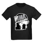MMA Scream it Out! Kids Dark T-Shirt