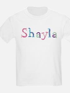 Shayla Princess Balloons T-Shirt