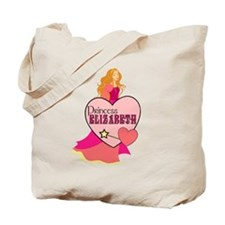 Princess Elizabeth Tote Bag