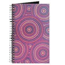 Pink Dotting Journal