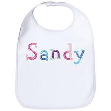 Sandy Princess Balloons Bib