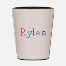 Rylee Princess Balloons Shot Glass