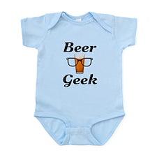 Beer Geek Body Suit