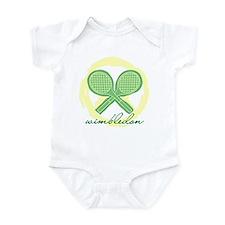 Wimbledon Infant Bodysuit