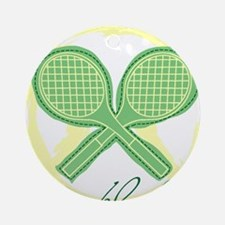 Wimbledon Ornament (Round)