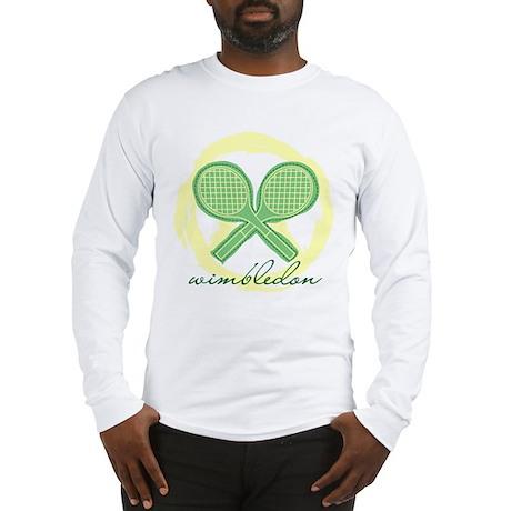 Wimbledon Long Sleeve T-Shirt