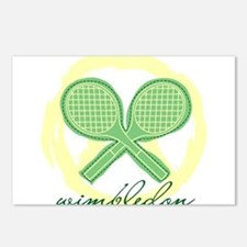 Wimbledon Postcards (Package of 8)
