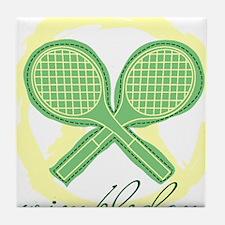 Wimbledon Tile Coaster