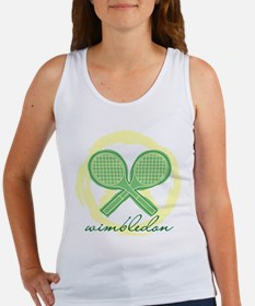 Wimbledon Women's Tank Top
