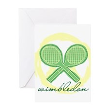 Wimbledon Greeting Card