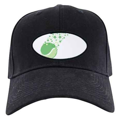 Star Ball Black Cap