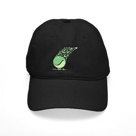 Star Ball Black Cap