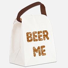 Unique Brewing beer Canvas Lunch Bag