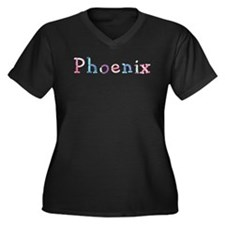 Phoenix Princess Balloons Plus Size T-Shirt