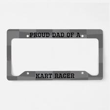 Unique Proud License Plate Holder