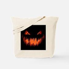 Halloween Jack-o-lantern / Pumpkin Tote Bag