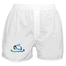 lil mermaid Boxer Shorts