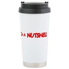 Cute Ted Stainless Steel Travel Mug