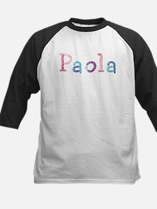 Paola Princess Balloons Baseball Jersey