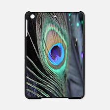 Peacock Feather Bright iPad Mini Case