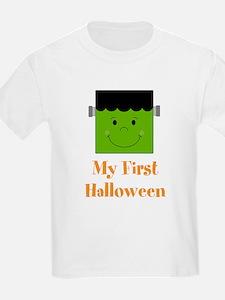 My First Halloween T-Shirt