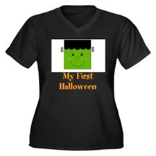 My First Halloween Plus Size T-Shirt