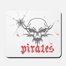 Compass Pirate Mousepad