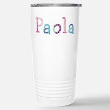 Paola Princess Balloons Ceramic Travel Mug