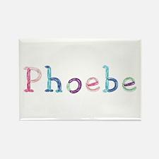 Phoebe Princess Balloons Rectangle Magnet