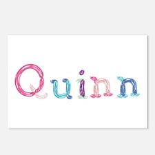 Quinn Princess Balloons Postcards 8 Pack