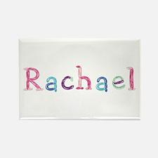 Rachael Princess Balloons Rectangle Magnet