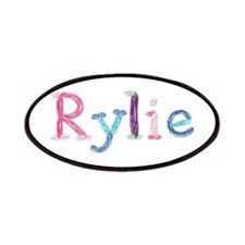 Rylie Princess Balloons Patch