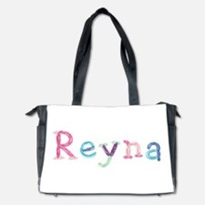 Reyna Princess Balloons Diaper Bag
