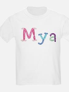 Mya Princess Balloons T-Shirt