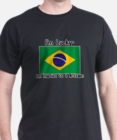 Married to a Brazilian (2) T-Shirt