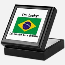 Married to a Brazilian (2) Keepsake Box