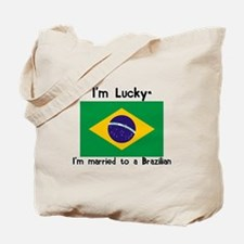 Married to a Brazilian (2) Tote Bag