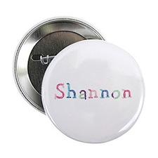 Shannon Princess Balloons Button