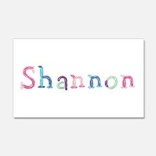 Shannon Princess Balloons 20x12 Wall Peel