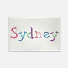 Sydney Princess Balloons Rectangle Magnet