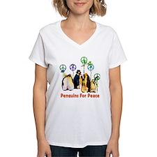 Peace Penguins Shirt