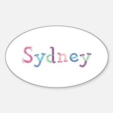 Sydney Princess Balloons Oval Decal