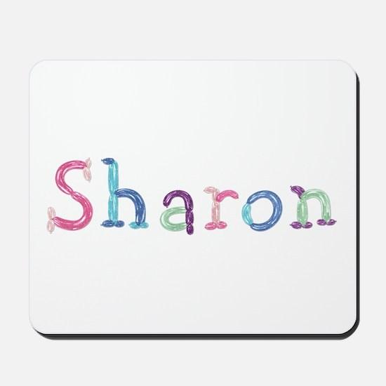 Sharon Princess Balloons Mousepad