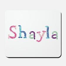 Shayla Princess Balloons Mousepad