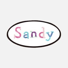 Sandy Princess Balloons Patch