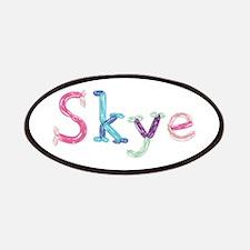 Skye Princess Balloons Patch